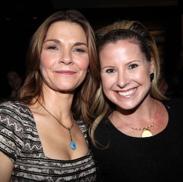 Photo Coverage: CHECKERS Cast Celebrates Opening Night
