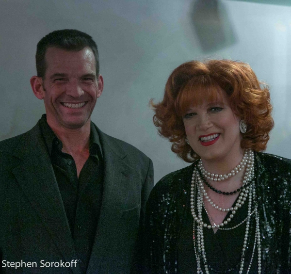 Photo Coverage: Charles Busch & Tom Judson Play Helsinki Hudson