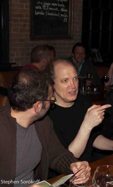 Charles Busch at Charles Busch & Tom Judson Play Helsinki Hudson