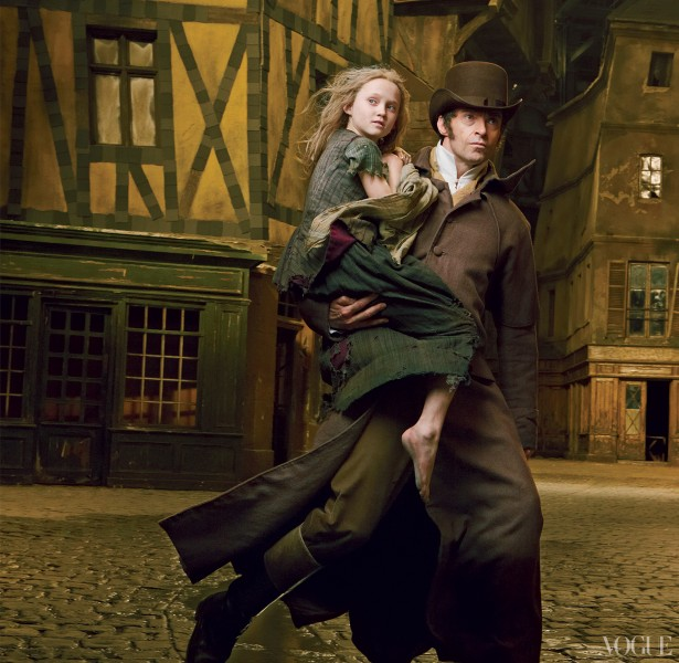 Photo Flash: Vogue Releases New LES MISERABLES Images!