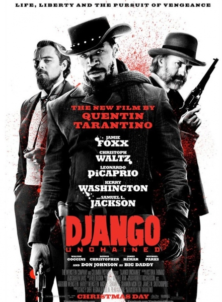 Photo Flash: New Poster for Quentin Tarantino's DJANGO UNCHAINED