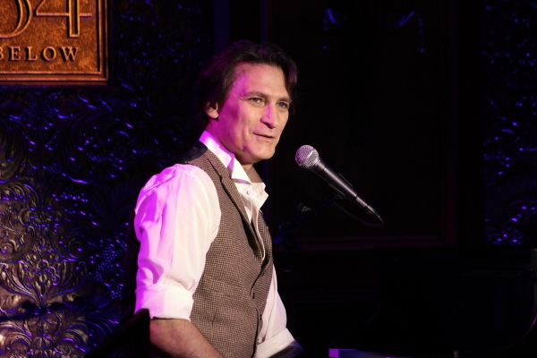 Photo Coverage: Laura Osnes, Leslie Uggams, and More Preview 54 Below Shows!