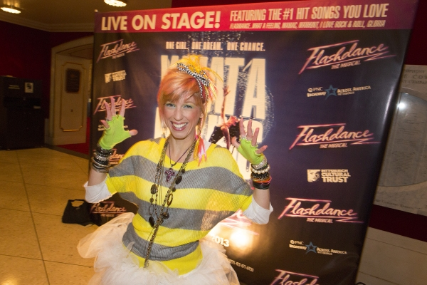 Photo Flash: FLASHDANCE Tour Launches in Pittsburgh!