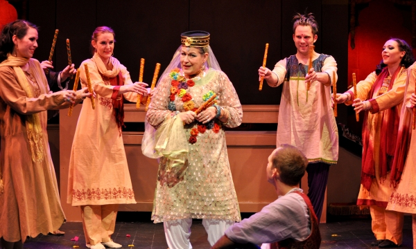 Photo Flash: First Look at Circle Theatre's PIPPIN: A BOLLYWOOD SPECTACULAR