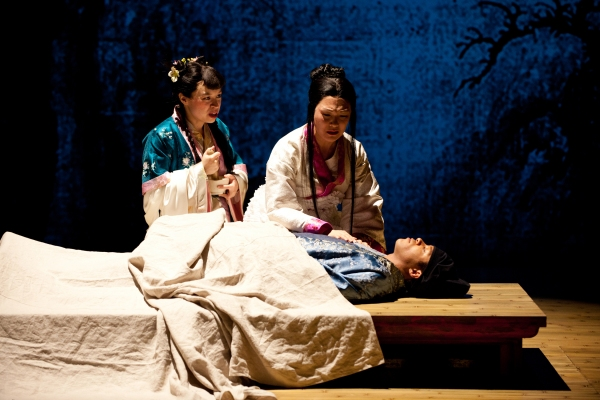 Photo Flash: First Look at Berkeley Rep's THE WHITE SNAKE, Directed by Mary Zimmerman