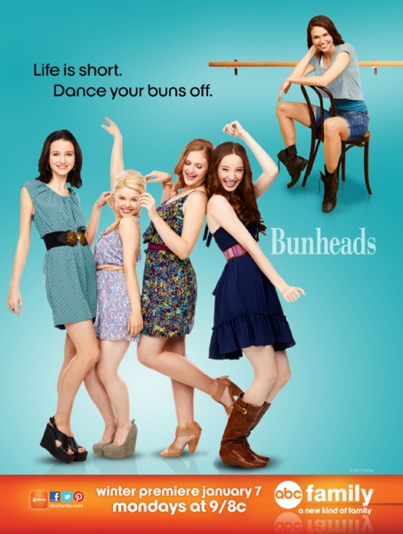 Photo Flash: ABC Family Debuts New Poster for BUNHEADS