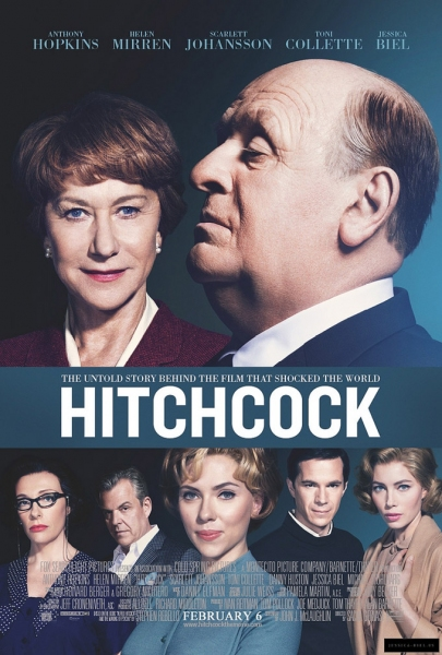 Photo Flash: New Poster Released for HITCHCOCK