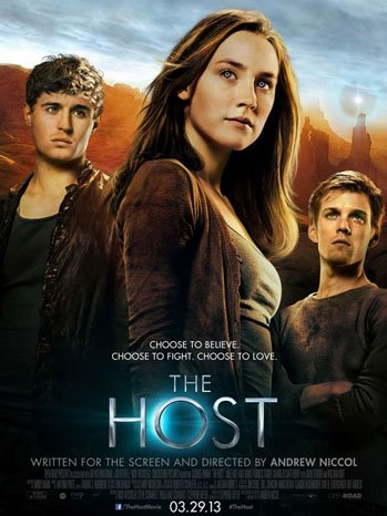 Photo Flash: First Poster for Stephenie Meyer's THE HOST Debuts
