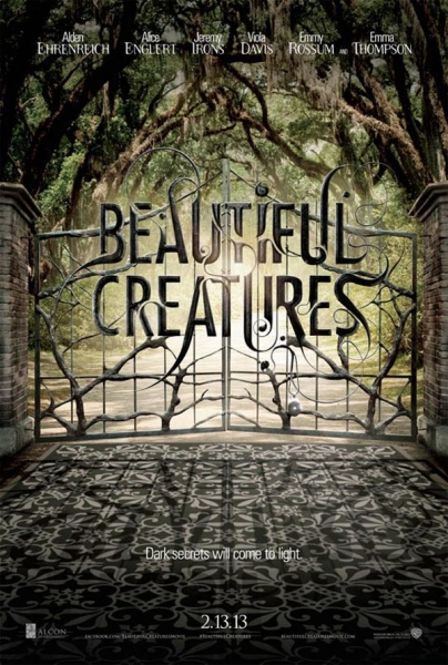 Photo Flash: New Posters for BEAUTIFUL CREATURES Released