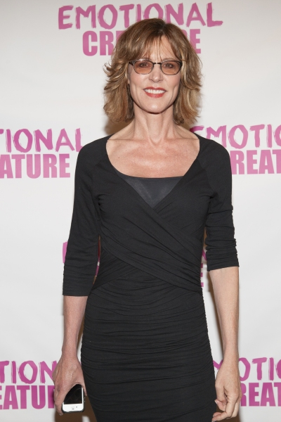 Christine Lahti at Inside EMOTIONAL CREATURE's Opening Night
