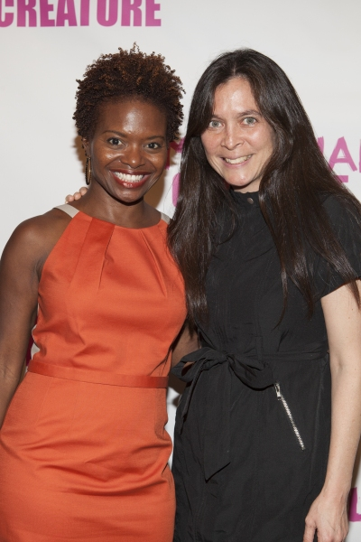 Photo Coverage: Inside EMOTIONAL CREATURE's Opening Night
