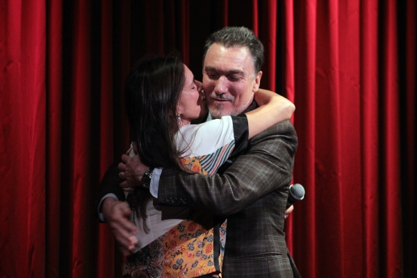 Photo Coverage: Cheyenne Jackson, Jonathan Groff and More Honor Julie Taymor at SRT Gala