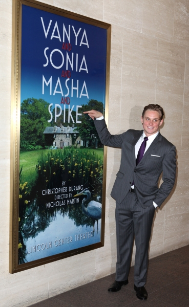 Photo Coverage: Inside VANYA AND SONIA AND MASHA AND SPIKE's Opening Night After Party