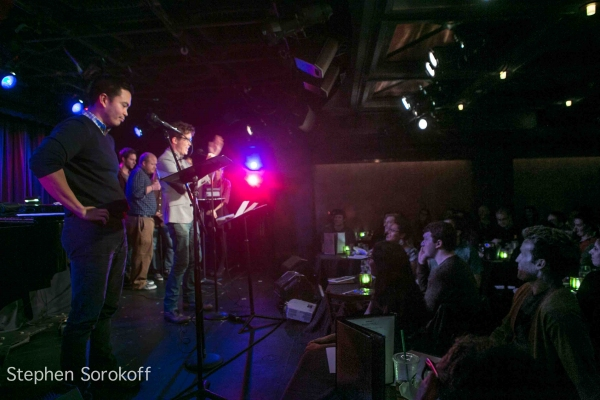 Photo Coverage: Claybourne Elder, Jose Llana, and More Perform in STAND ALONE