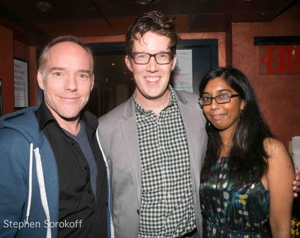 Michael Winther, Sam Salmond, Natasha Sinha