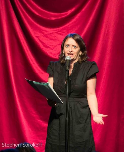 Rachel Dratch at Tony Danza, Tovah Feldshuh Visit CELEBRITY AUTOBIOGRAPHY