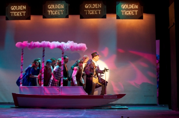 Photo Flash: Un-Common Theatre's ROALD DAHL'S WILLY WONKA