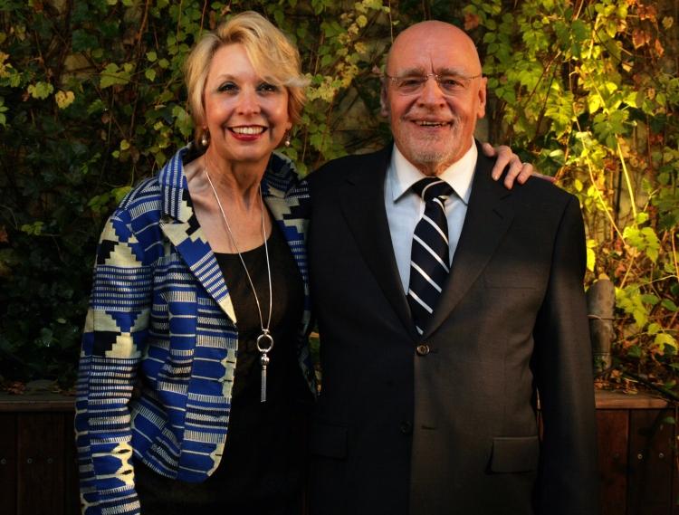 High Res Julie Halston & Terry Schreiber