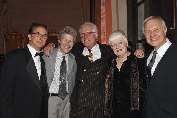 Rob Fisher, Ted Chapin, Jack Viertel, Judith Dakin, Walter Bobbie