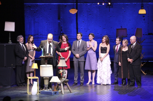 Photo Flash: Jane Kaczmarek and  Herbert Siguenza Hosting 2012 LA Stage Alliance Ovation Awards!