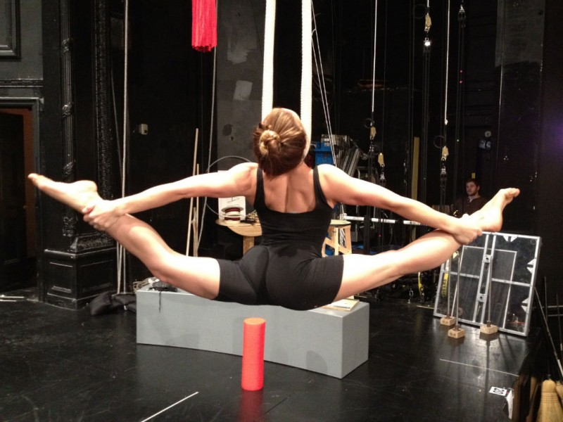 BWW Blog: Molly Tynes of A.R.T.'s PIPPIN - Under the Big Top