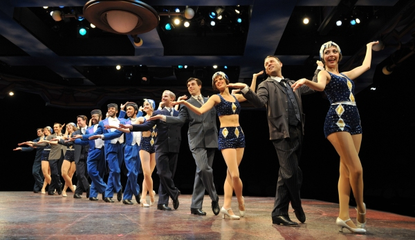 Photo Flash: First Look at Marriott Theatre's MY ONE AND ONLY