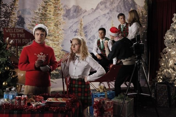 Photo Flash: First Look - SUBURGATORY's 'Krampus,' to Air 12/5