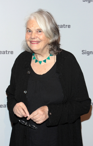 Lois Smith at Inside Opening Night of GOLDEN CHILD