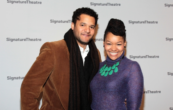 Photo Coverage: Inside Opening Night of GOLDEN CHILD