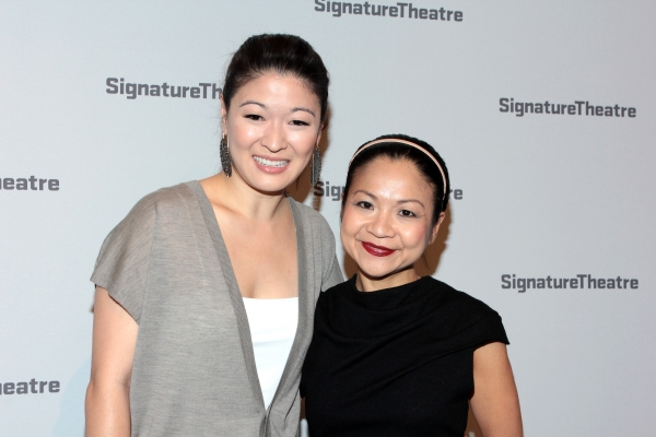 Jennifer Lim, Julyana Soelistyo at Inside Opening Night of GOLDEN CHILD