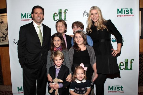 Reid Drescher, Aviva Drescher and family