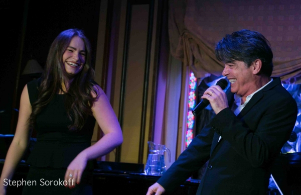 Kathryn Gallagher & Peter Gallagher