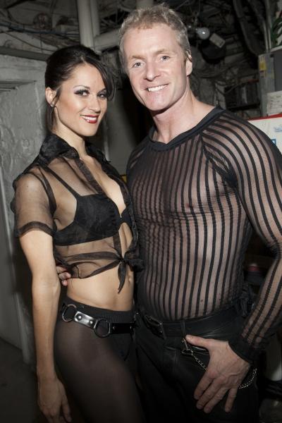Jennifer Dunne and Brian O'Brien