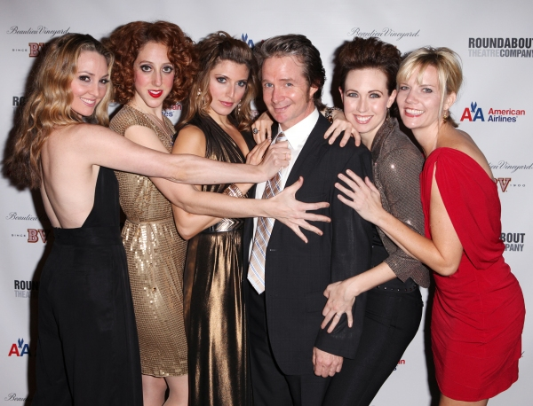 Photo Coverage: THE MYSTERY OF EDWIN DROOD Cast Celebrates Opening Night- The After Party!