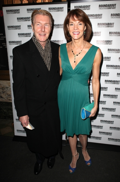 Photo Coverage: THE MYSTERY OF EDWIN DROOD's Opening Night Theatre Arrivals!