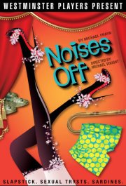 BWW Student Center: Hats Off to Westminster College's NOISES OFF!