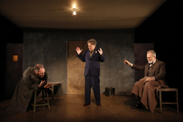 Photo Flash: First Look at THE TWENTY-SEVENTH MAN at The Public Theater
