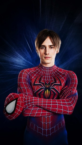 SPIDER-MAN to Unveil 2013-14 Calendar on GOOD MORNING AMERICA; Proceeds Benefit BC/EFA