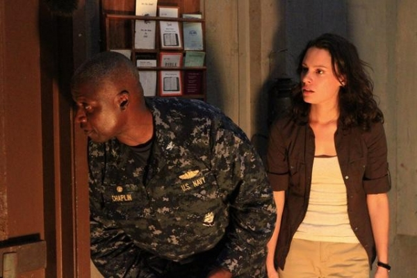 ANDRE BRAUGHER, CAMILLE DE PAZZIS