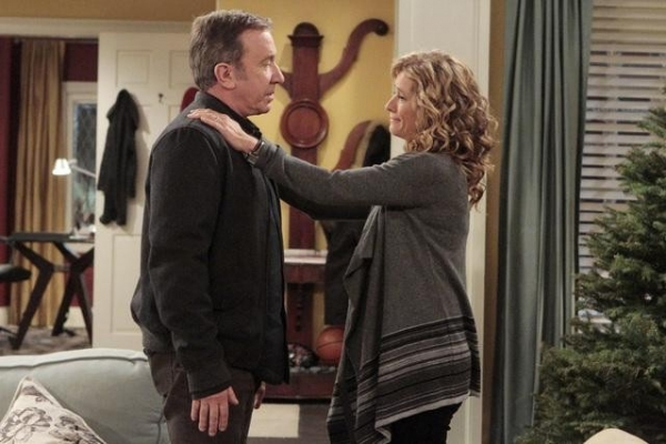 Photo Flash: First Look at LAST MAN STANDING's Christmas Episode, Airs 12/14