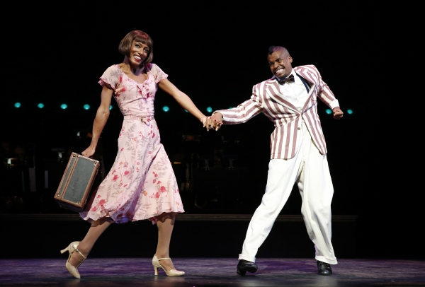 Photo Flash: Amber Riley, Jared Grimes, Joshua Henry and Adriane Lenox Star in COTTON CLUB PARADE, Opening Tonight!