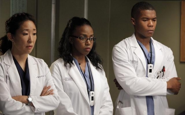 Photo Flash: First Look - GREY'S ANATOMY's 'I Was Made for Lovin' You,' Airs 11/29