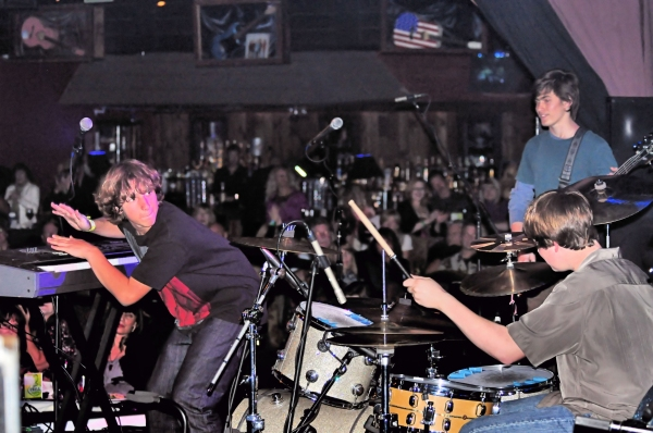 Photo Flash: Ben Babylon Band Opens for Little River Band at Canyon Club