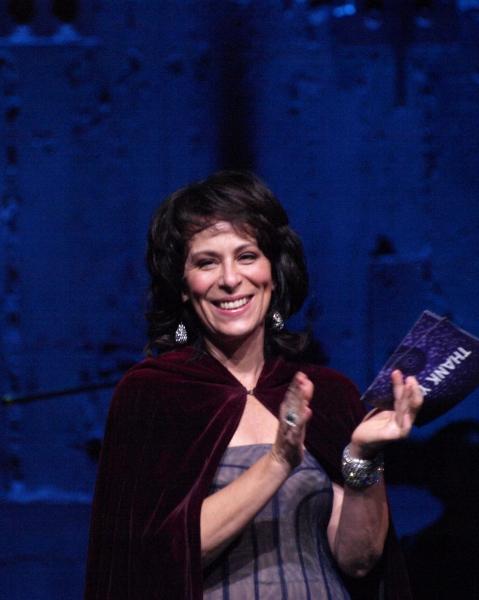 Jane Kaczmarek  at Inside the 2012 OVATION AWARDS!