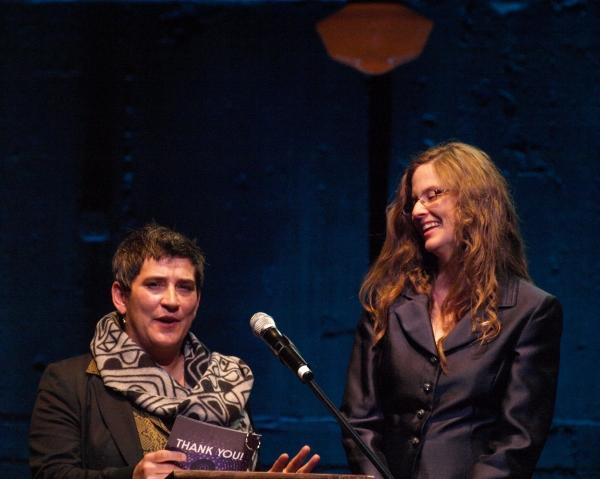 Kristy Edmunds and Elizabeth Doran Photo