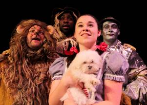 THE WIZARD OF OZ, THE NUTCRACKER and Winter Festival Set for Centenary Stage's Dec 2012 Lineup