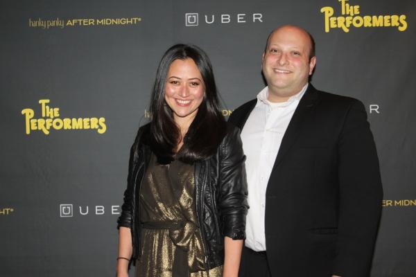 Marissa Kaimm and Isaac Hurwitz