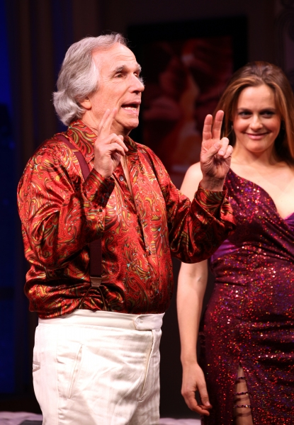 Photo Coverage: THE PERFORMERS Broadway Opening Night - Curtain Call!