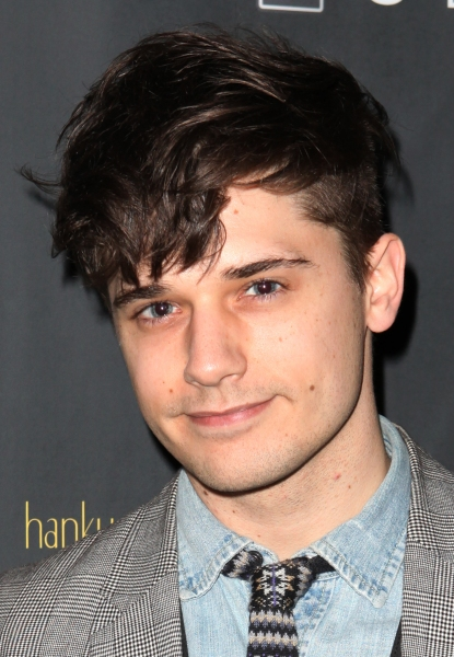 Andy Mientus at THE PERFORMERS Opening Night Red Carpet Arrivals!