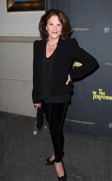 Linda Lavin at THE PERFORMERS Opening Night Red Carpet Arrivals!